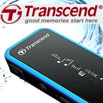 Transcend/トランセンドのMP3プレーヤー高価買取!!