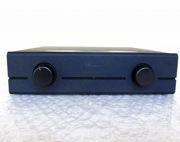 ムジカ Musica pho60 MC/MM フォノ アンプを買い取りました!