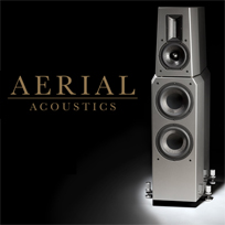 AERIAL ACOUSTICSのスピーカー高価買取!!
