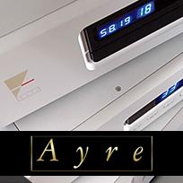 Ayre のアンプを高価買取!!