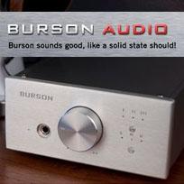 BURSON AUDIO/バーソンオーディオのアンプを高価買取!!