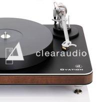 clearaudio のレコードプレーヤーを高価買取!!