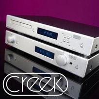 CREEK Audio のアンプ高価買取!!
