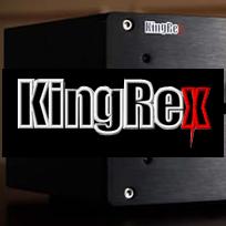 KingRex のアンプ高価買取!!