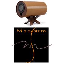 M's system/エムズシステムのスピーカーを高価買取!!