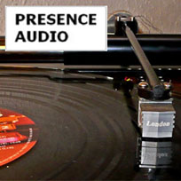 Presence Audio のカートリッジ高価買取!!