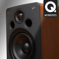 Q Acoustics のスピーカー高価買取!!