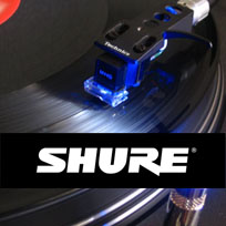 SHURE/シュアーのカートリッジを高価買取!!