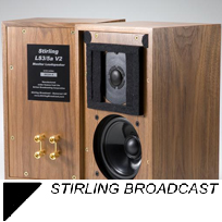 Stirling Broadcastのスピーカーを高価買取!!