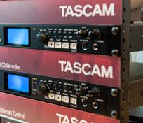TASCAM/タスカムのプレーヤーを高価買取!!