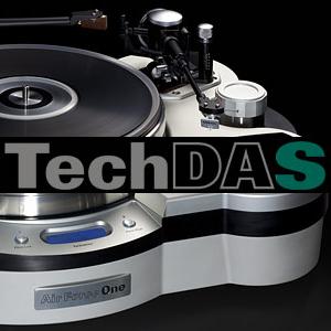TechDAS/テクダスのレコードプレーヤー高価買取!!