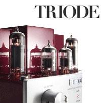 TRIODE/トライオードのアンプを高価買取!!