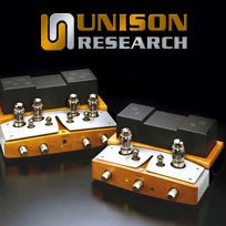 UNISON RESEARCH/ユニゾンリサーチのアンプを高価買取!!