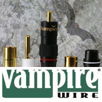 vampire のケーブル・プラグ高価買取!!